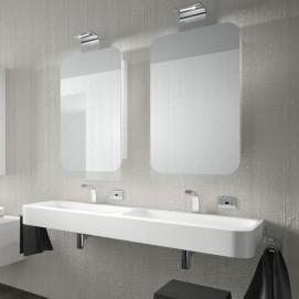 AC02 ACACIA Комплект мебели для ванной комнаты 140х 51х 13 см ARDECO