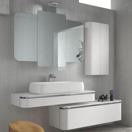 AC11 ACACIA Комплект мебели для ванной комнаты 140х 51х 50 см ARDECO
