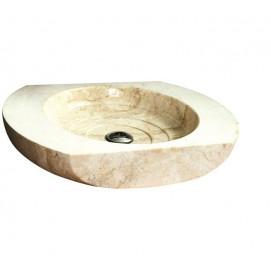 Hati раковина необычной формы из камня