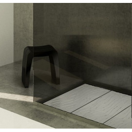 керамический стул WAVES SEAT