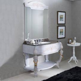 Set 001 Poison комплект мебели для ванной комнаты Gamadecor