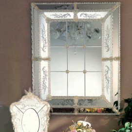 1031 Venetian Style Mirrors зеркало Fratelli Tosi