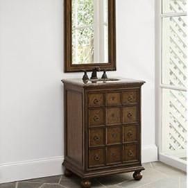 10401-110-101 Sink Chests комплект мебели Ambella