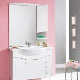 Sara 105 Комплект мебели для ванной Epoque