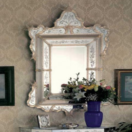 1070 Venetian Style Mirrors зеркало Fratelli Tosi