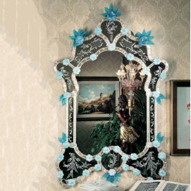 1071 Venetian Style Mirrors зеркало Fratelli Tosi