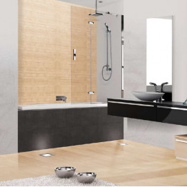 Art.13S Serie 1000 Панель для ванной Box Docce 2B