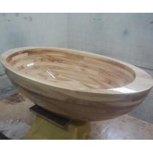 Baula UWD Ванна деревянная овальная отдельностоящая 180х90 см