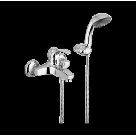 2601 Смеситель на ванную ROMA хром