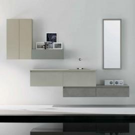 Set 003 360Gradi комплект мебели для ванной комнаты Altamarea
