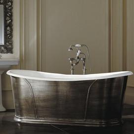 CAMELOT Devon Devon ванна чугунная облицованная снаружи листовым свинцом