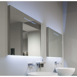 OVIDIO Зеркало с декоративной надписью Antonio Lupi