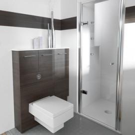 MEUBLES WC Ambiance Bain шкафчик с инсталляцией для унитаза
