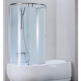 AURORA6D-1A Шторка на ванну AURORA Novellini