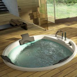 Alise Blu Bleu ванна кругая встраиваемая 164х164 см
