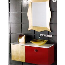 BAGLIORI 04 Комплект мебели 110x45 (за исключением раковины) DIAMONDS ITALY