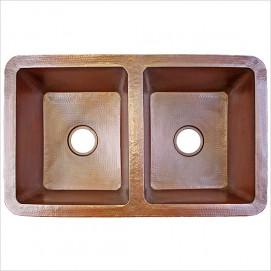 C030 мойка для кухни двойная Undermount Kitchen Double Bowl Linkasink