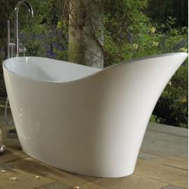 Amalfi Victoria Albert ванна дизайнерская свободностоящая овальная 163х80