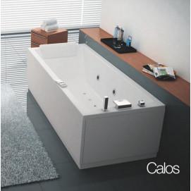 CA12-A1 Ванна CALOS Novellini на каркасе