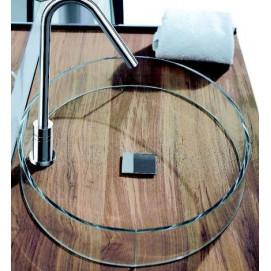 JRM102T Monoblocco раковина из стекла Cogliati