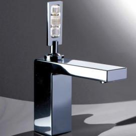Myamyx Crystal Коллекция смесителей для ванной комнаты Bongio