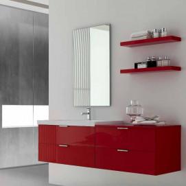 Composition 1 E.Ly Комплект мебели для ванной Arcom