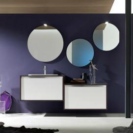 Composition 14 E.Go Комплект мебели для ванной Arcom