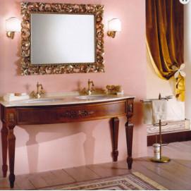 ELIO DOPPIOLAVABO Комплект мебели 177x62 (за исключением раковины) DIAMONDS ITALY