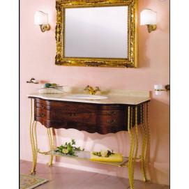 ELIODUE QUATTRO Комплект мебели 125x62 (за исключением раковины) DIAMONDS ITALY