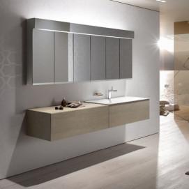 Модульная система зеркальных шкафов Edition 11 Keuco