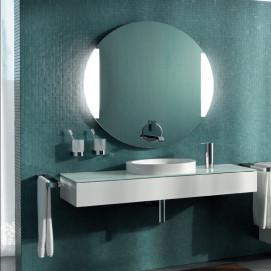 Зеркало круглое с подсветкой Edition 300 Keuco