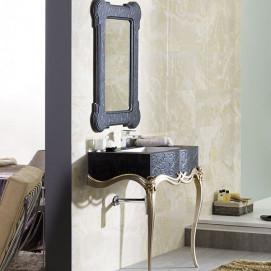 Set 001 Lilium комплект мебели для ванной комнаты Gamadecor