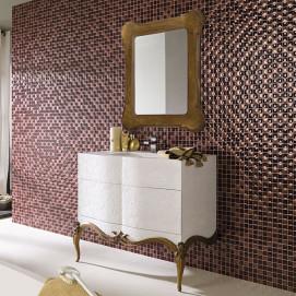 Set 002 Lilium комплект мебели для ванной комнаты Gamadecor