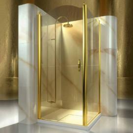 Gold AL+FD душевая кабина Vismaravetro