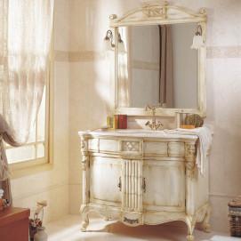 Set 001 Louisiana комплект мебели для ванной комнаты Gamadecor