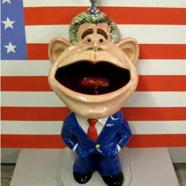George W. Flush Urinal писсуар Clark Made
