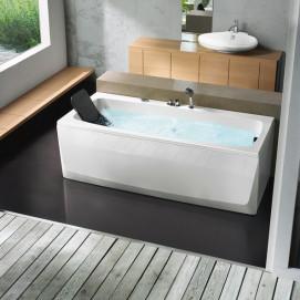 5886 Timeless White - Vasche Gina ванна Blu Bleu