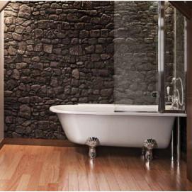 Hampton Burlington ванна акриловая левосторонняя