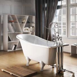 Harewood Slipper Burlington классическая ванна туфелька из акрила 170 см