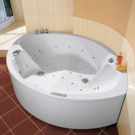 602.335000 Portofino ванна Duscholux