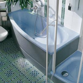 638.180021 Piccolo малогабаритная ванна Duscholux