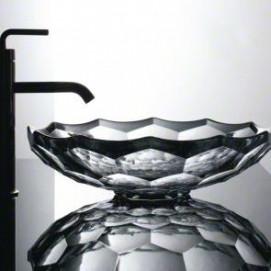 K-2373 Briolette Kohler раковина из стекла накладная на столешницу
