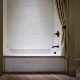 K-877 Highbridge Kohler Встраиваемая чугунная ванна в нишу