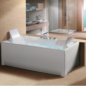 Kali Blu Bleu ванна прямоугольная из акрила с гидро- аэро- массажем 170 и 180 см