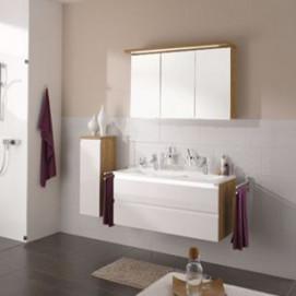 B-Straight комплект мебели для ванной Puris