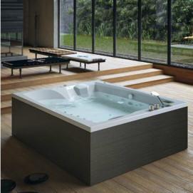 CL00 Flow Linea Duo ванна Glass