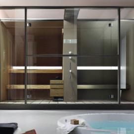 Logica SH Effegibi sauna hammam сауна и хаммам комплекс
