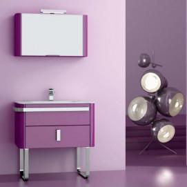 MOON1 Комплект мебели cm 100 BerloniBagno