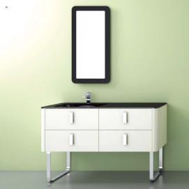 MOON7 Комплект мебели cm 80 + 80 + 50 BerloniBagno