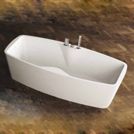 CS301850 Moma Soft Tub ванна из Corian